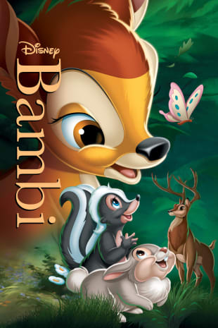 movie poster for Bambi (1942)