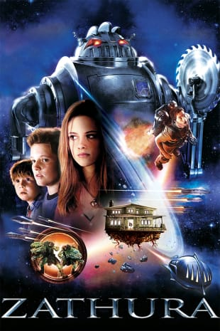 movie poster for Zathura