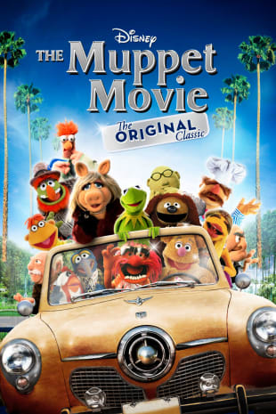 movie poster for The Muppet Movie (1979)