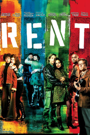 movie poster for Rent (2005)