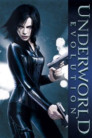 movie poster for Underworld: Evolution