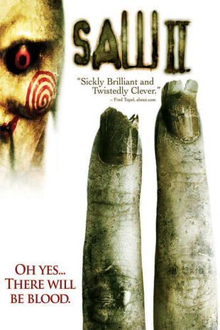movie poster for Saw II