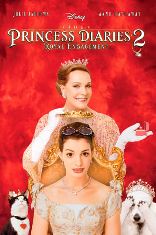 movie poster for Princess Diaries 2: Royal Engagement