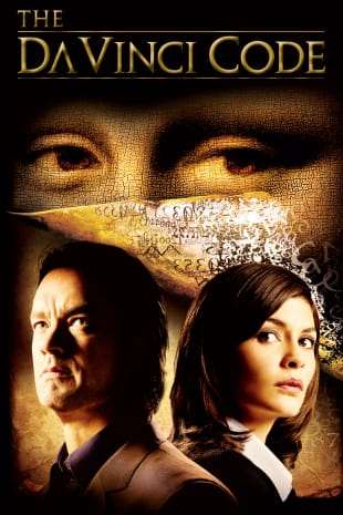 movie poster for The Da Vinci Code