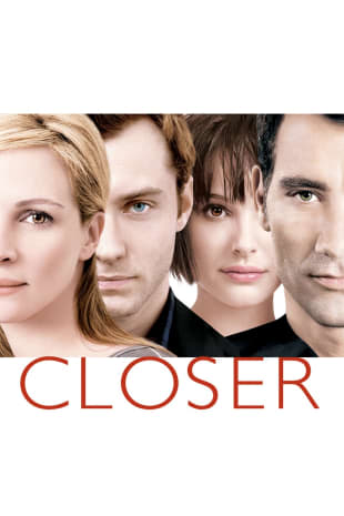 movie poster for Closer
