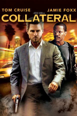 movie poster for Collateral