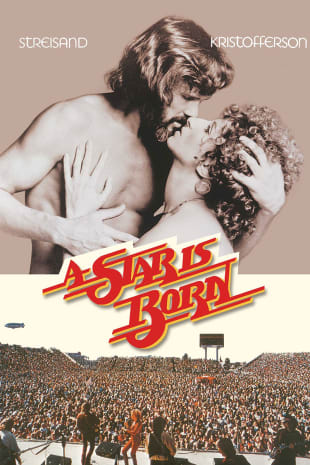 movie poster for A Star is Born (1976)