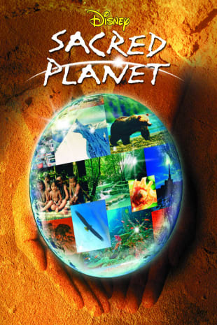 movie poster for Sacred Planet