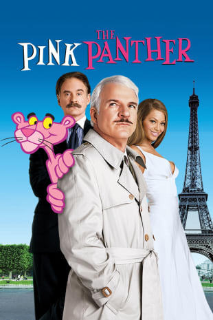 movie poster for The Pink Panther
