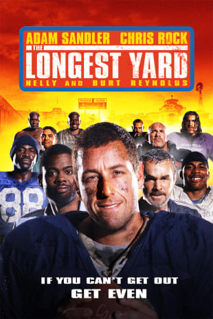movie poster for The Longest Yard (2005)