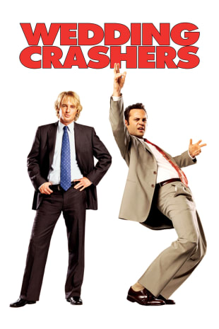 movie poster for The Wedding Crashers