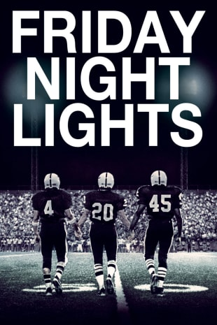 movie poster for Friday Night Lights