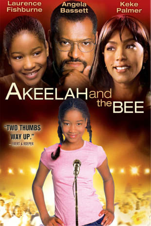 movie poster for Akeelah and the Bee