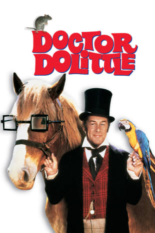 movie poster for Doctor Dolittle