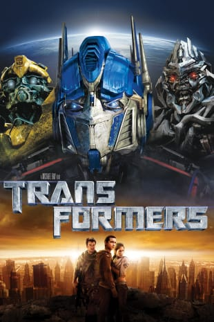 movie poster for Transformers