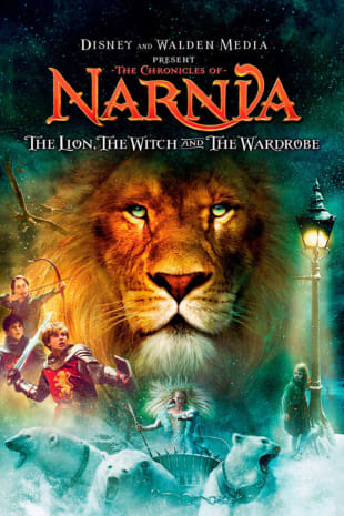 movie poster for Chronicles Of Narnia: The Lion, the Witch and the Wardrobe