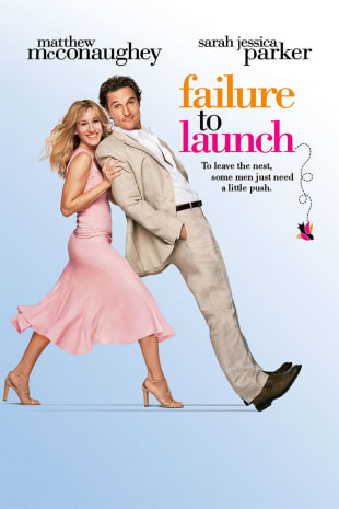 movie poster for Failure To Launch