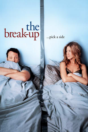 movie poster for The Break-Up