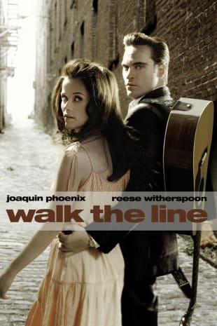 movie poster for Walk The Line