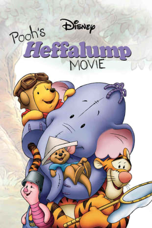 movie poster for Pooh's Heffalump Movie