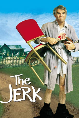 movie poster for The Jerk