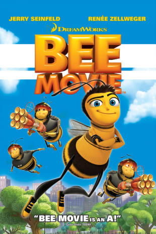 movie poster for Bee Movie