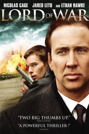 movie poster for Lord Of War