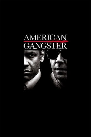 movie poster for American Gangster