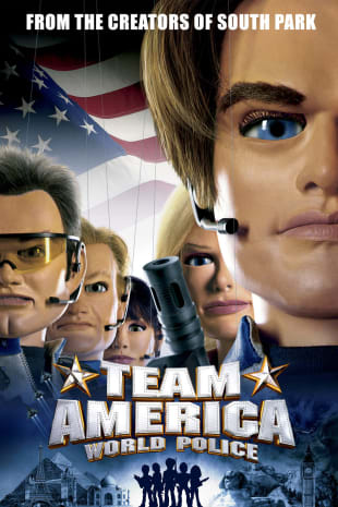 movie poster for Team America: World Police