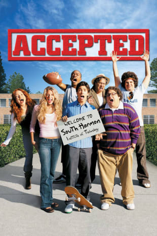 movie poster for Accepted