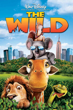 movie poster for The Wild