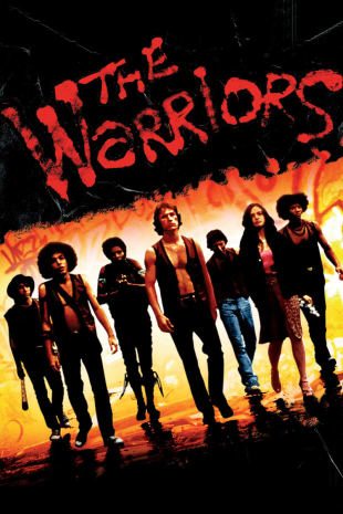 movie poster for The Warriors (1979)