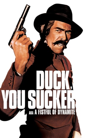 movie poster for A Fistful Of Dynamite