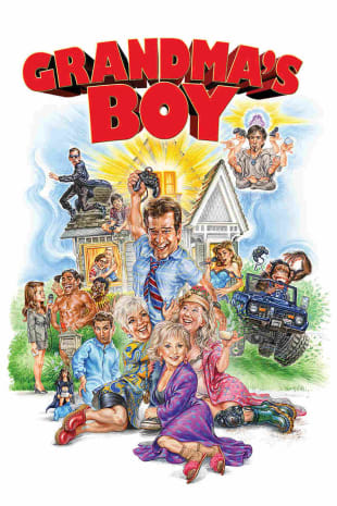 movie poster for Grandma's Boy