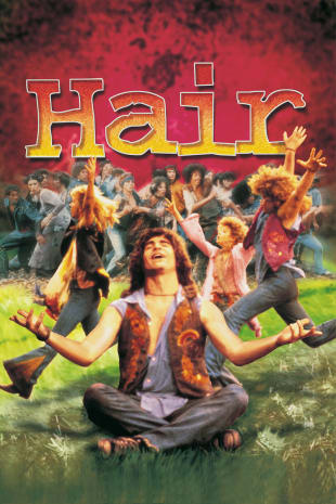 movie poster for Hair (1979)