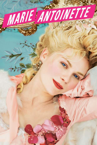 movie poster for Marie Antoinette