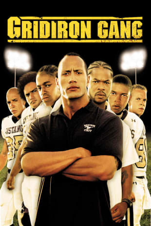movie poster for Gridiron Gang