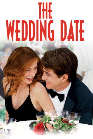 movie poster for The Wedding Date