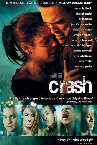 movie poster for Crash