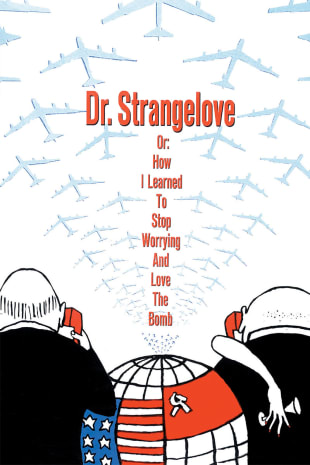 movie poster for Dr. Strangelove (1964)