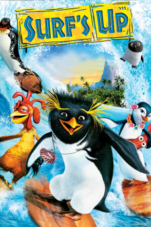 movie poster for Surf's Up