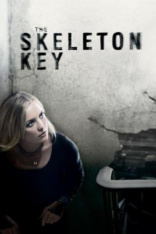 movie poster for The Skeleton Key