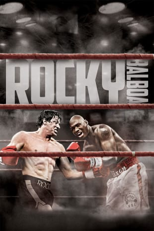 movie poster for Rocky Balboa