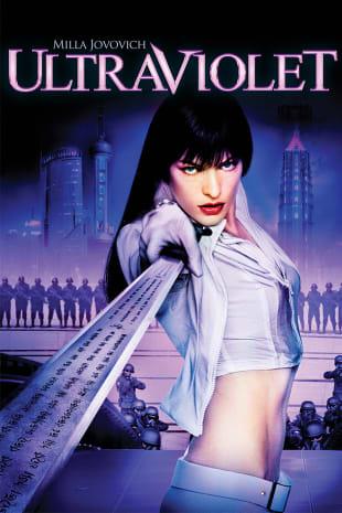 movie poster for Ultraviolet
