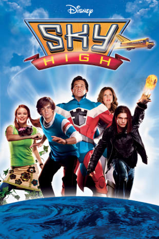 movie poster for Sky High