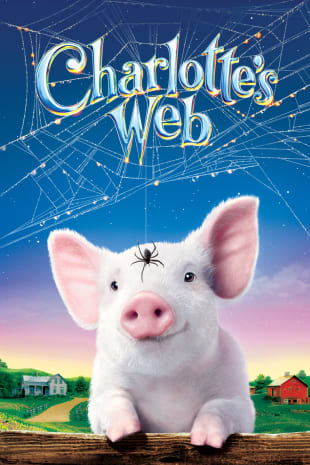 movie poster for Charlotte's Web