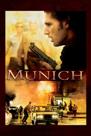 movie poster for Munich