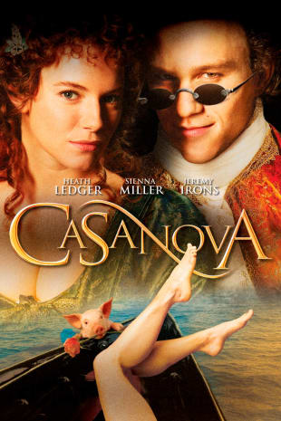movie poster for Casanova