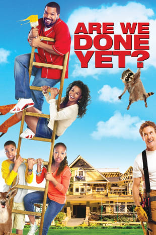 movie poster for Are We Done Yet?