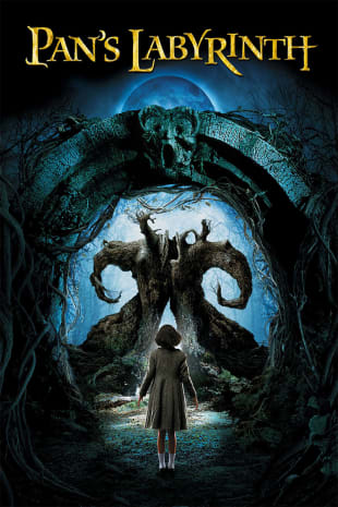 movie poster for Pan's Labyrinth (2006)